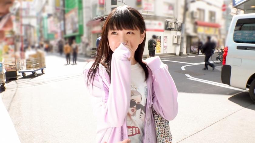 アイドル越えの美少女・桜井千春が貧乳を揺らしてヨガリまくる【マジ軟派、初撮。1486】