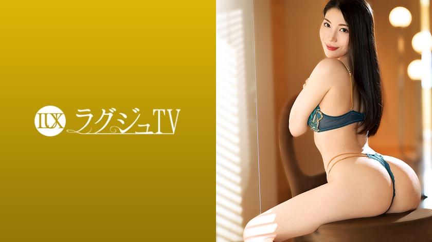 淑女の美里あいみが快感を求め淫乱姉さんへ変貌【ラグジュTV1374】